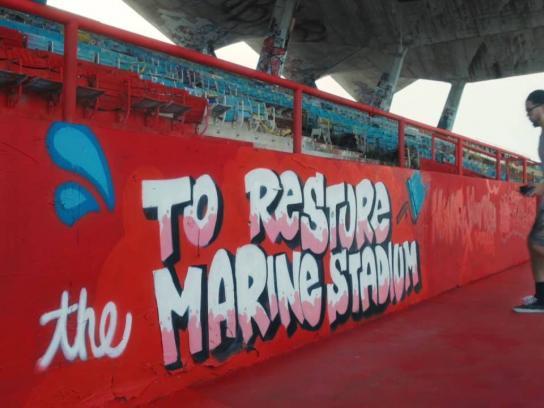Heineken Digital Ad - Restoring Miami Marine Stadium