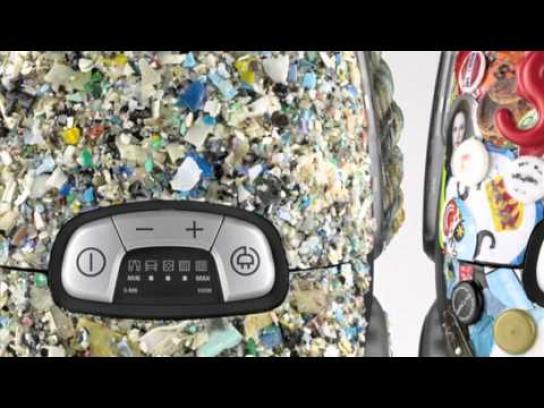 Electrolux Ambient Ad -  Vac from the Sea