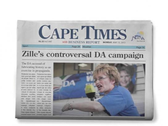 Cape Times Audio Ad -  Selfies Radio, Helen Zille