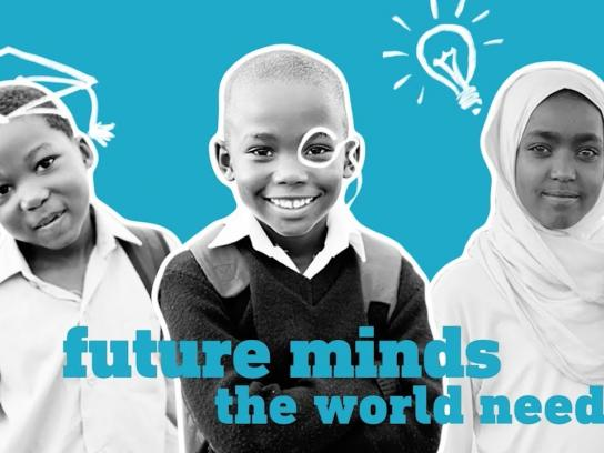 Unicef Film Ad - Fill the Backpack of a Future Genius