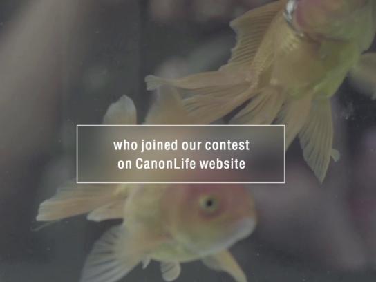 Canon Experiential Ad - CanonLife Redefine - Thai Alphabet