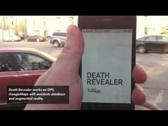 The Village Digital Ad -  Death Revealer