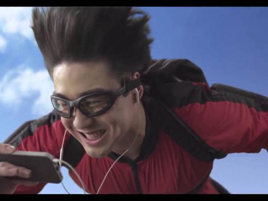 Viki Digital Ad -  Skydiving