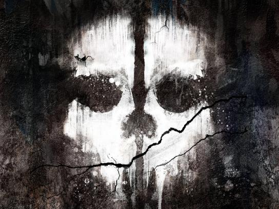 Call of Duty Film Ad -  Ghosts Masked Warrior