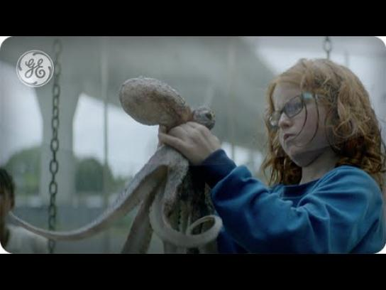 GE Film Ad - Raining octopuses
