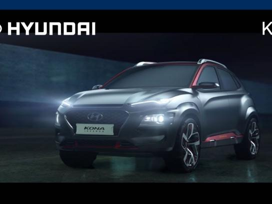 Hyundai Film Ad - Hyundai KONA x Marvel Iron Man