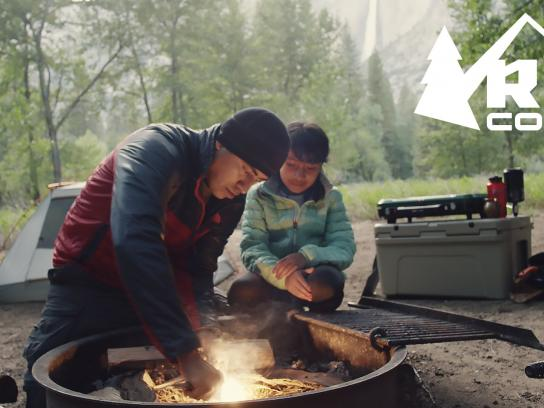 REI Digital Ad - Make home in Yosemite Valley
