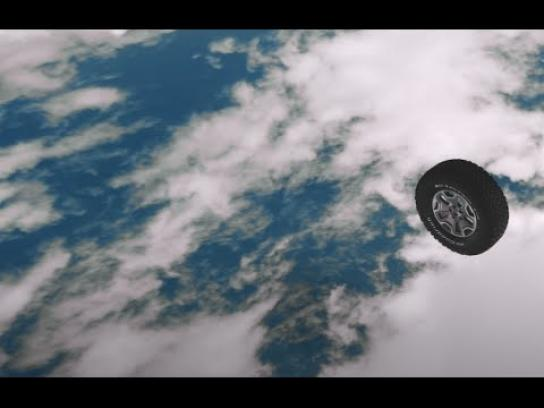 BFGoodrich Digital Ad -  The 10,000 ft Toughness Test
