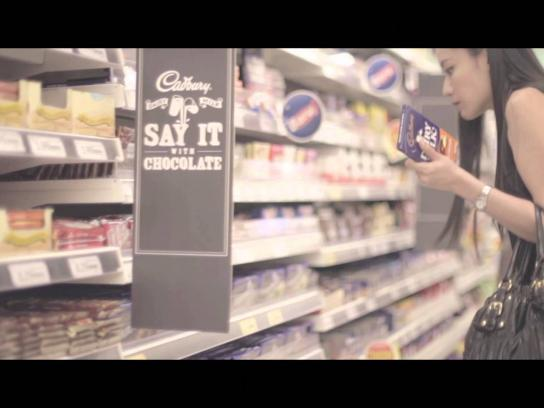 Cadbury Direct Ad -  Say It With Chocolate