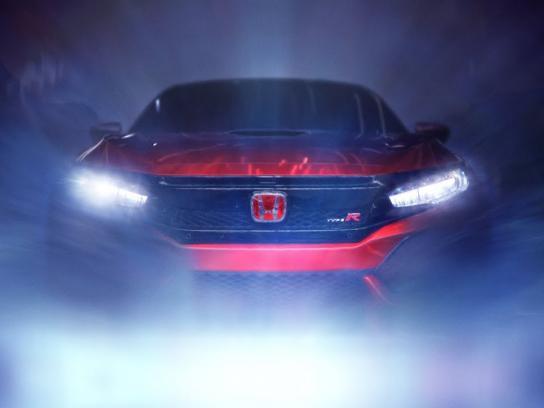 Honda Film Ad - Comet
