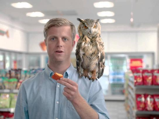 7 Eleven Film Ad -  A new dimension of Doritos