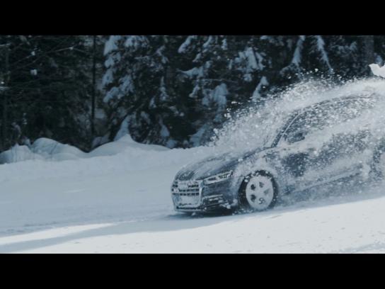 Audi Film Ad - #goout