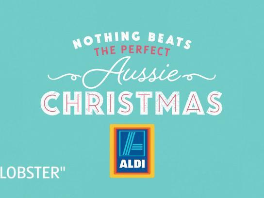 ALDI Audio Ad - Aussie Christmas