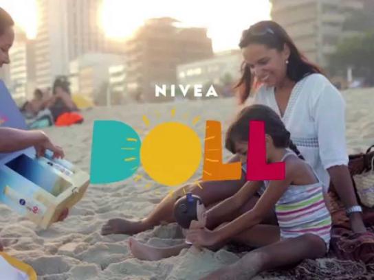 Nivea Direct Ad -  Doll