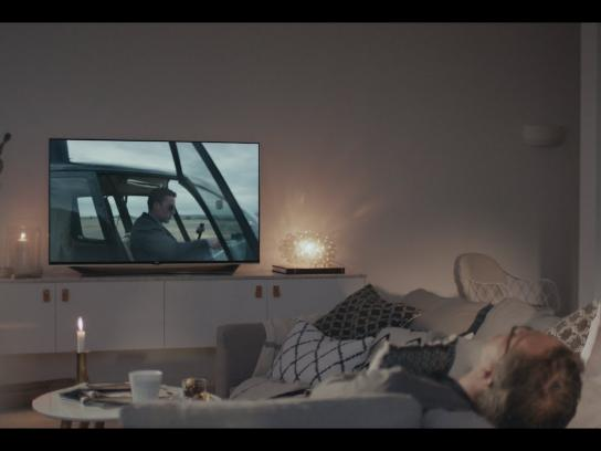 LG Digital Ad -  The science behind - TV marathons