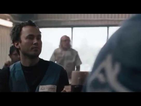Volkswagen Film Ad -  The Caddy Standoff
