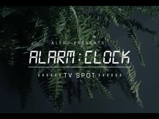 Alerj Film Ad - Alarm clock TV