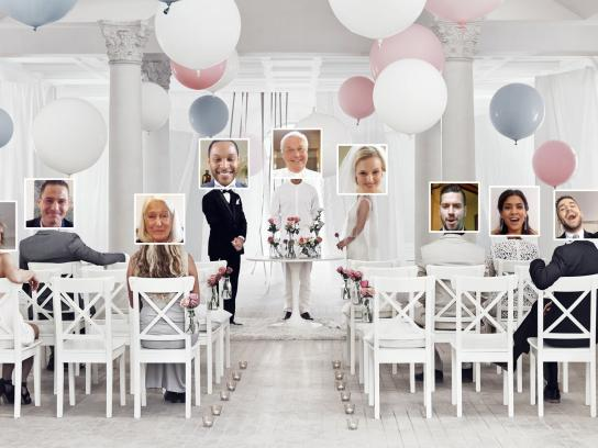 IKEA Digital Ad -  Wedding online