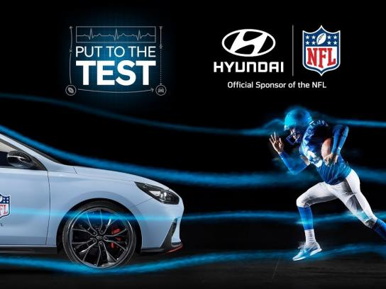Hyundai Content Ad - Hyundai V NFL The Wind Tunnel