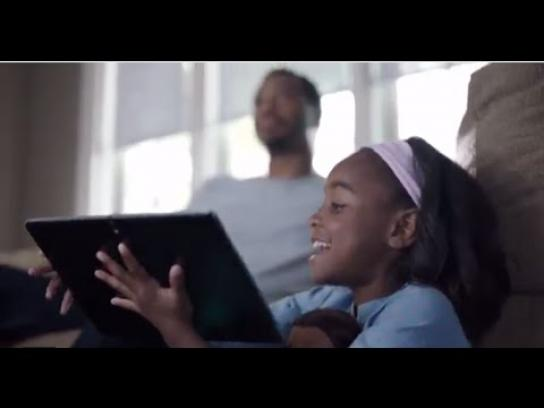 Bright House Networks Film Ad -  Girl powered
