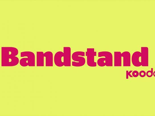 Koodo Film Ad - Band stand