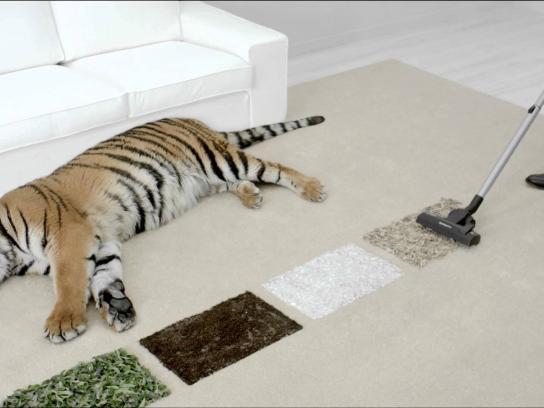 Bosch Film Ad -  Tiger