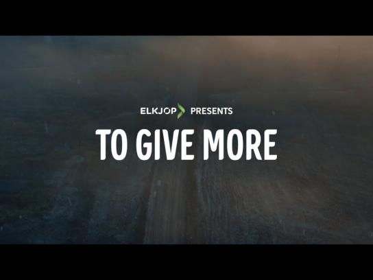 Elkjøp Film Ad - To Give More