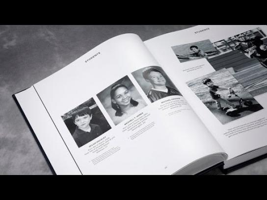New Yorkers Against Gun Violence Ambient Ad - Sign their yearbook