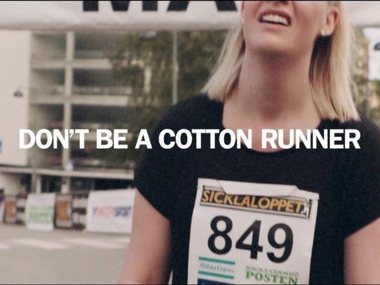 Björn Borg Ambient Ad -  Who are the Cotton runners?