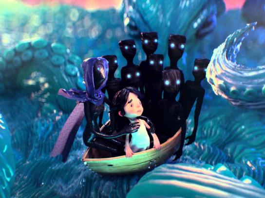 Unicef Film Ad -  Malak and the boat
