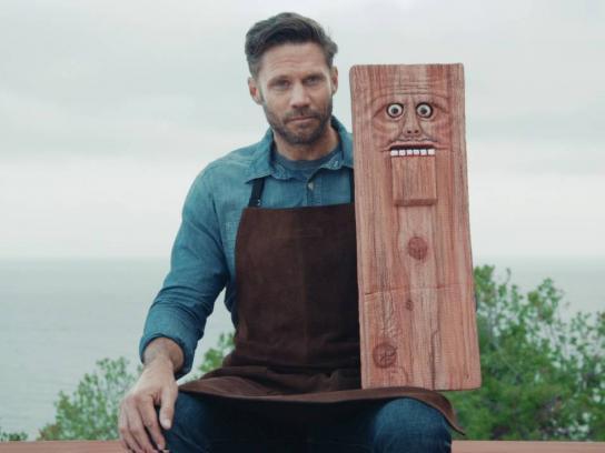 Humboldt Redwood Film Ad - Just a deck