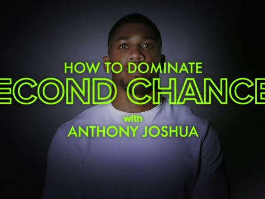 Bulk Powders Film Ad - Dominate Second Chances