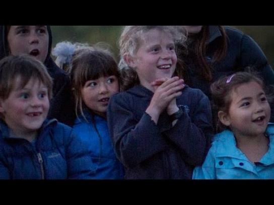 Air New Zealand Digital Ad -  A Very Kiwi Christmas