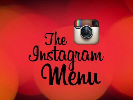 Comodo NYC Digital Ad -  The Instagram Menu