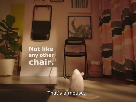 IKEA Film Ad - Not Like Any Other Chair