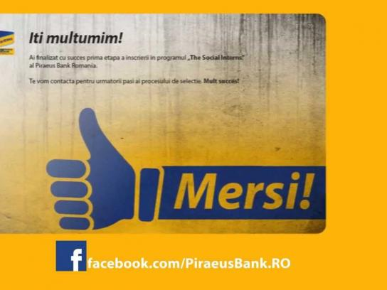 Piraeus Bank Digital Ad -  The Social Interns