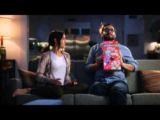 Froot Loops Film Ad -  Couch