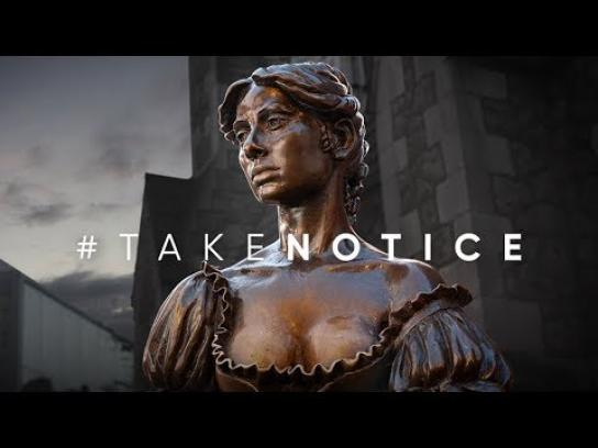 Marie Keating Foundation Film Ad - Take Notice