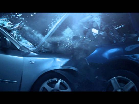 French Road Safety Film Ad -  Shockwave