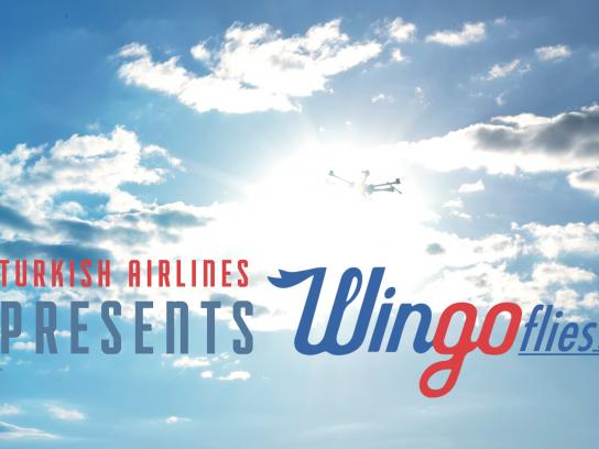 Turkish Airlines Digital Ad - Wingoflies