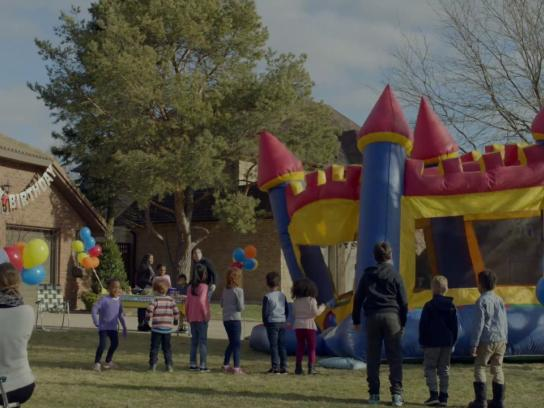 Kraft Film Ad - Bounce house