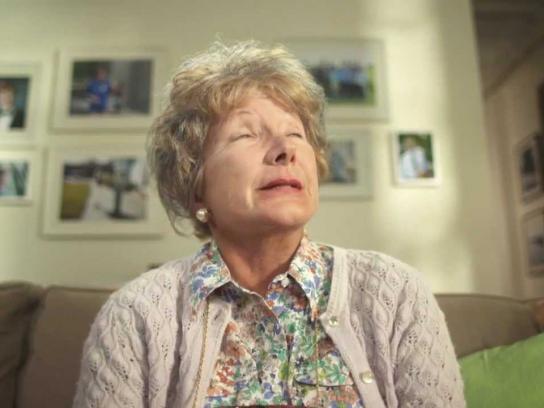 Sega Film Ad -  Grandma