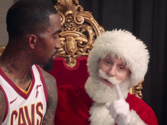 ESPN Film Ad - NBA Christmas Day - JR Smith