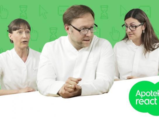 Apotek Hjärtat Film Ad - React to... Del 3/3