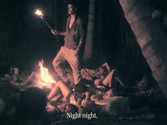 Diesel Film Ad -  Ninnananna (a lullaby for pioneers)
