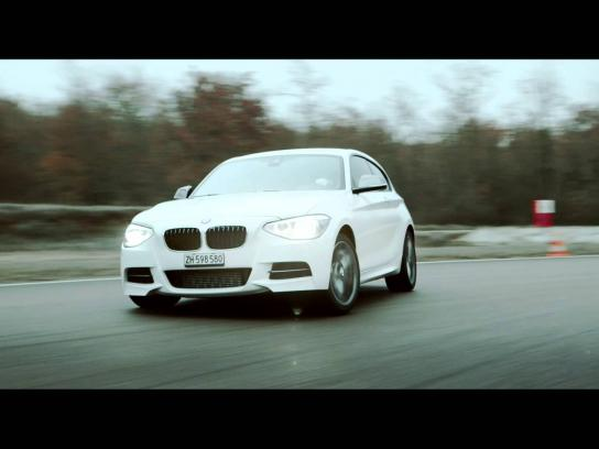 BMW Digital Ad -  The Fastest Christmas Song in the World