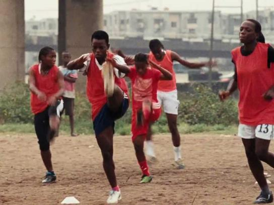 Adidas Film Ad -  Better Together, #mygirls in Nigeria