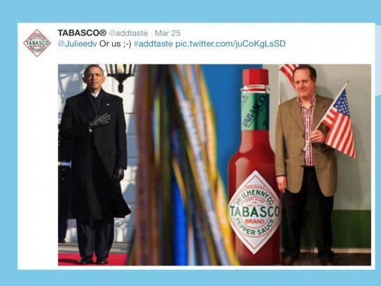 Tabasco Digital Ad -  #notaste #addtaste