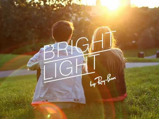 Ray-Ban Digital Ad -  Bright Light