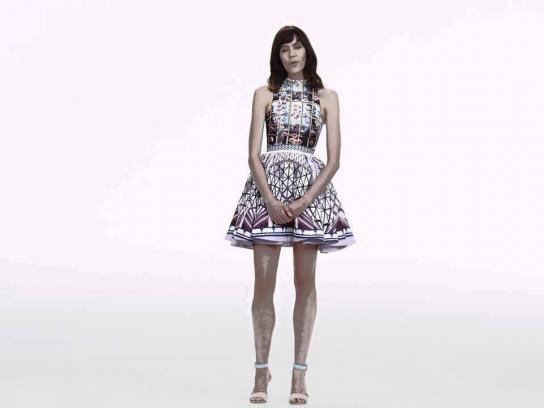 Mary Katrantzou Film Ad -  Occasion